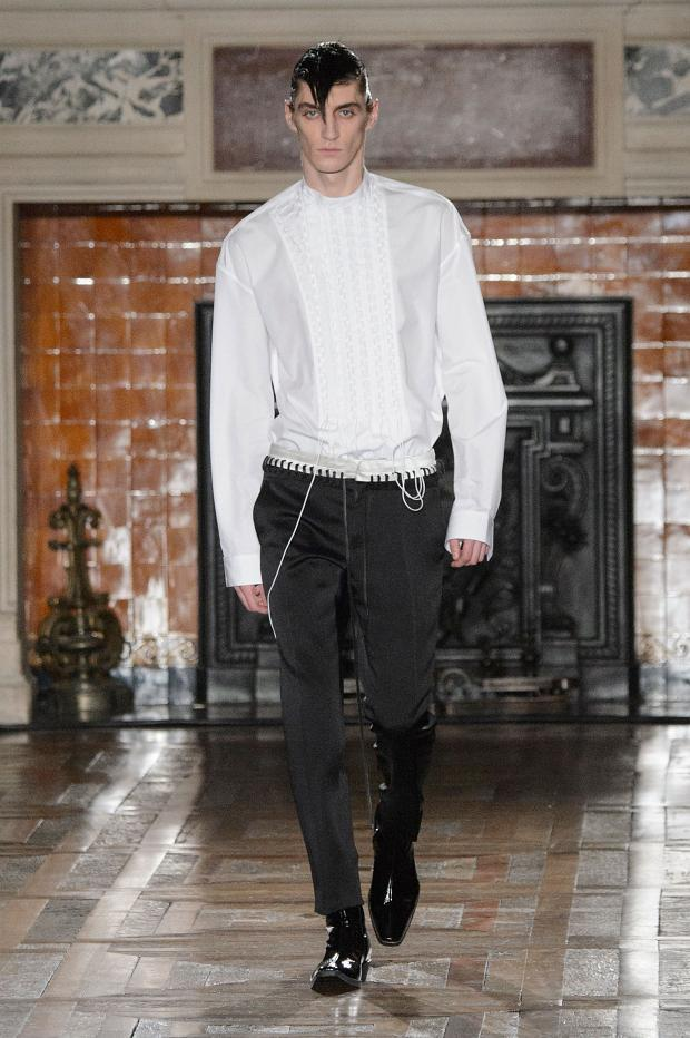 Haider Ackermann Menswear FW 2016 Paris (15)