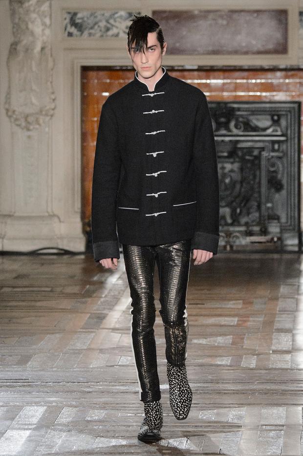 Haider Ackermann Menswear FW 2016 Paris (22)