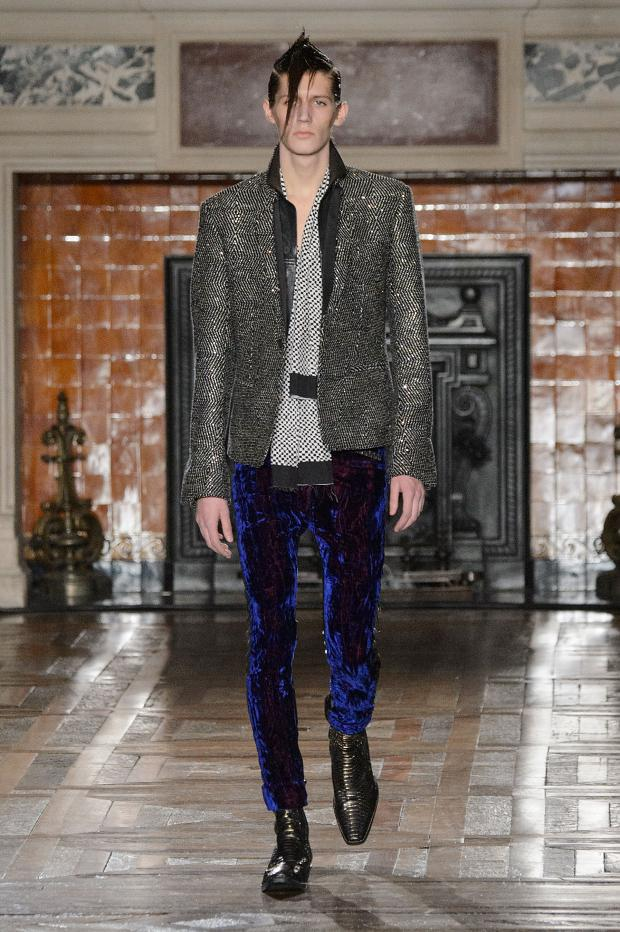 Haider Ackermann Menswear FW 2016 Paris (23)