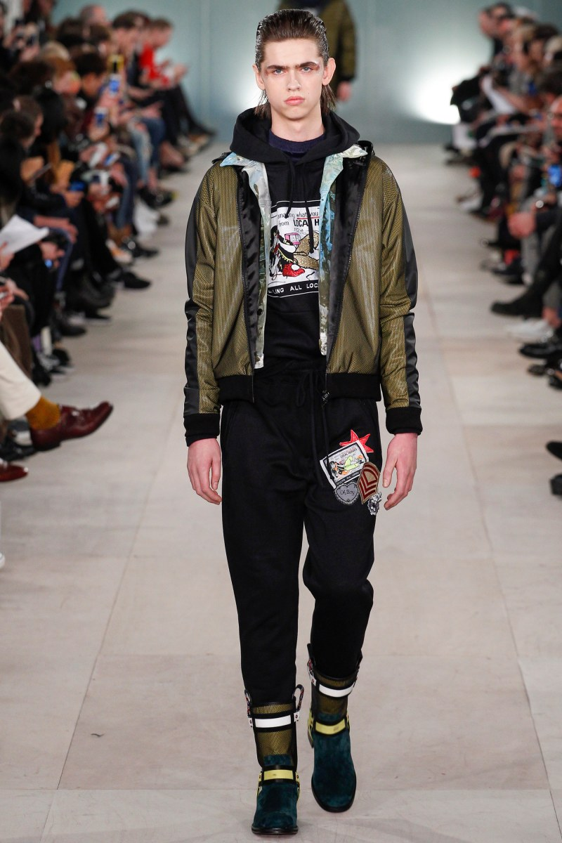 James Long Menswear FW 2016 London (1)