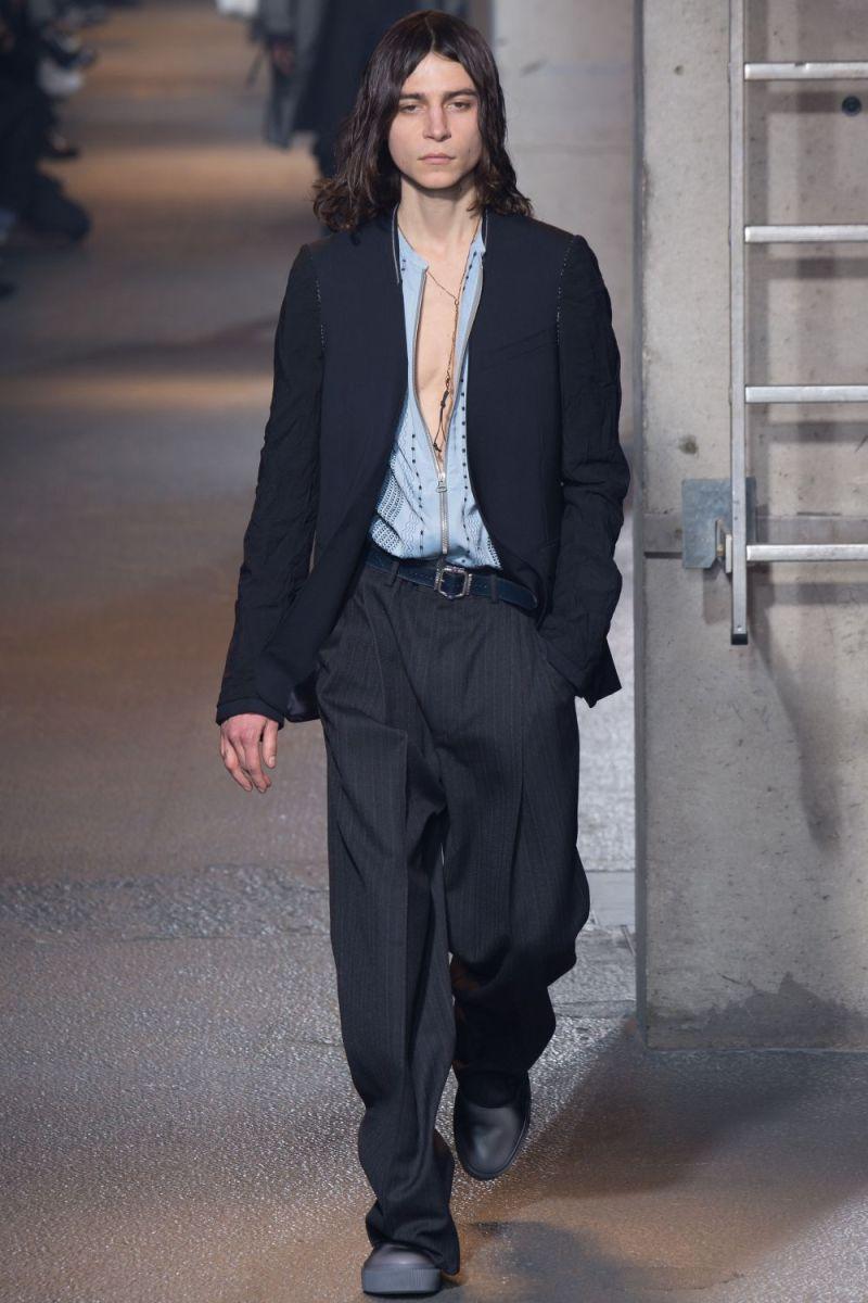 Lanvin Menswear FW 2016 Paris (5)