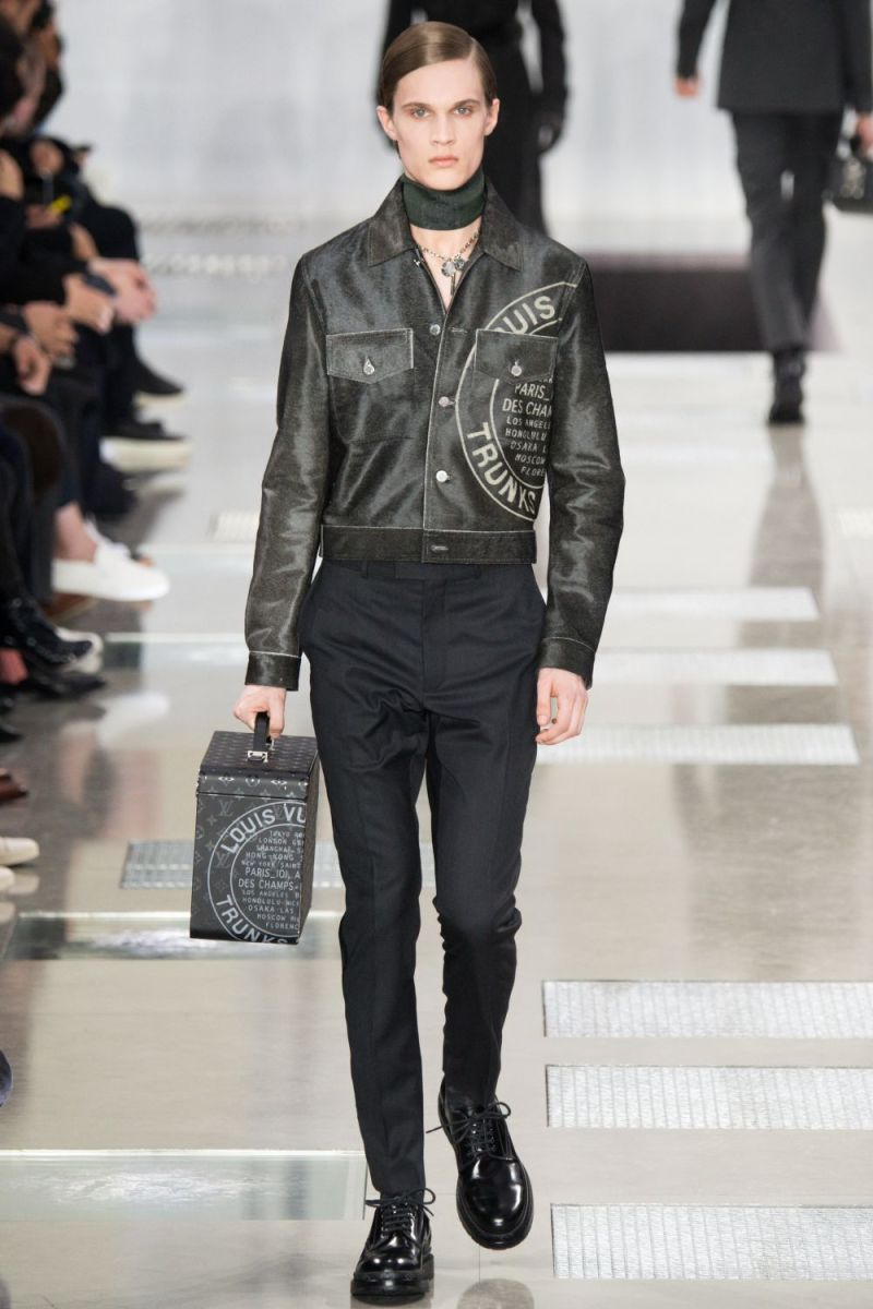 Louis Vuitton Menswear FW 2016 Paris (4)