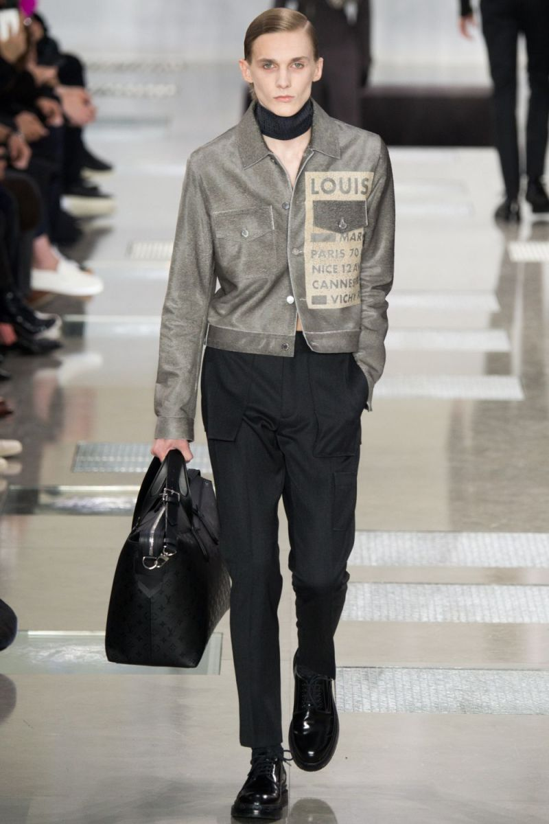 Louis Vuitton Menswear FW 2016 Paris (8)