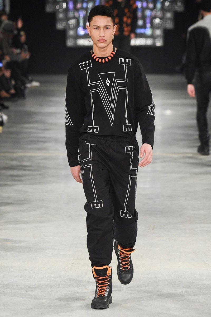 Marcelo Burlon County of Milan Menswear FW 2016 Milan (12)