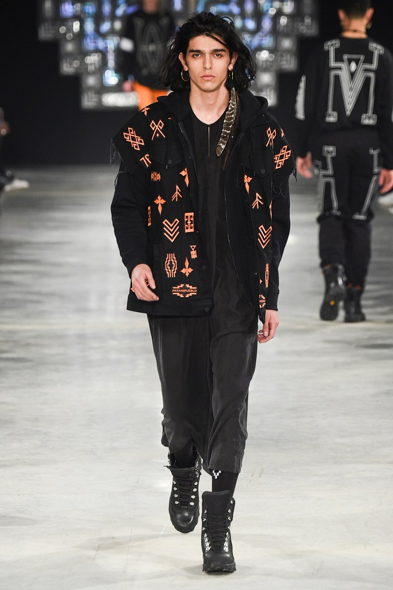 Marcelo Burlon County of Milan Menswear FW 2016 Milan (13)
