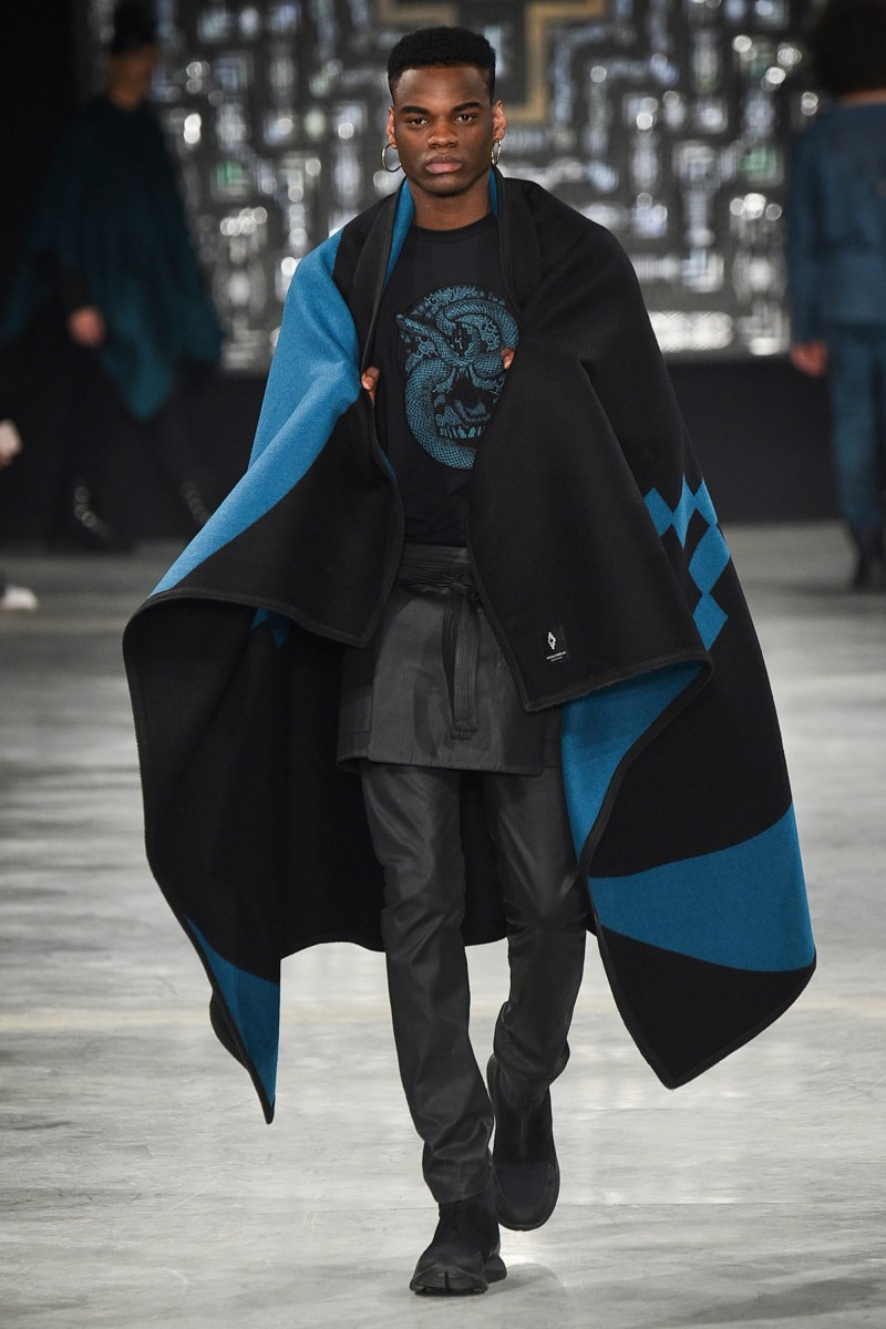 Marcelo Burlon County of Milan Menswear FW 2016 Milan (33)
