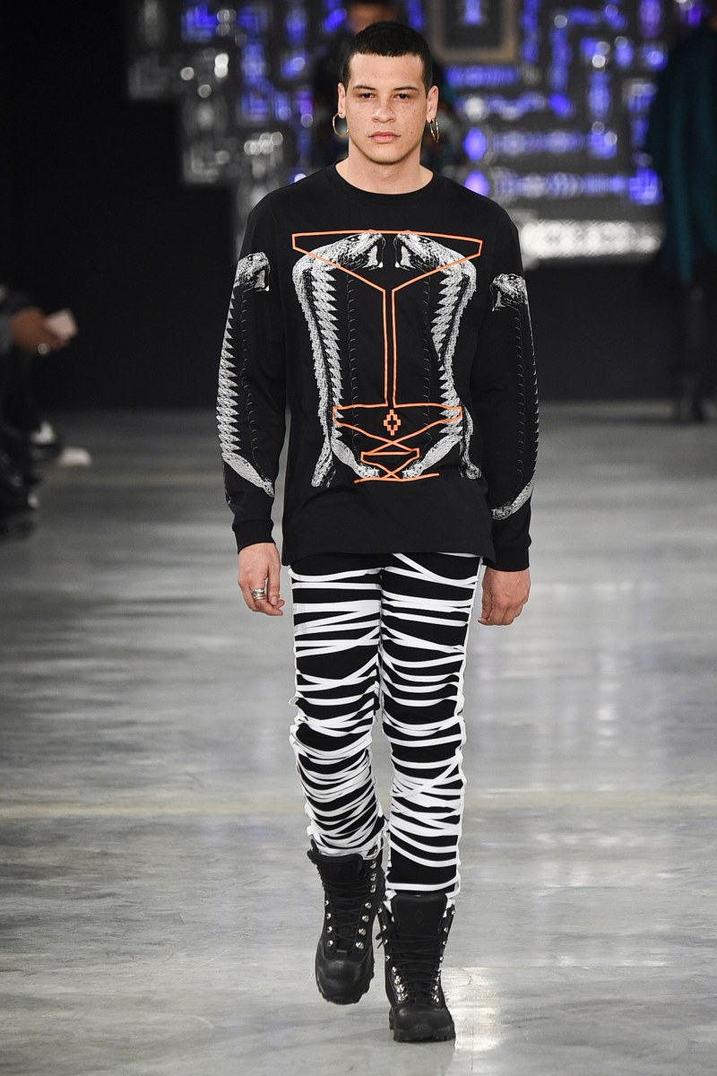 Marcelo Burlon County of Milan Menswear FW 2016 Milan (36)
