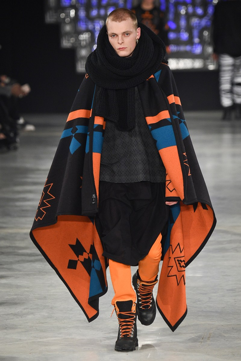 Marcelo Burlon County of Milan Menswear FW 2016 Milan (38)