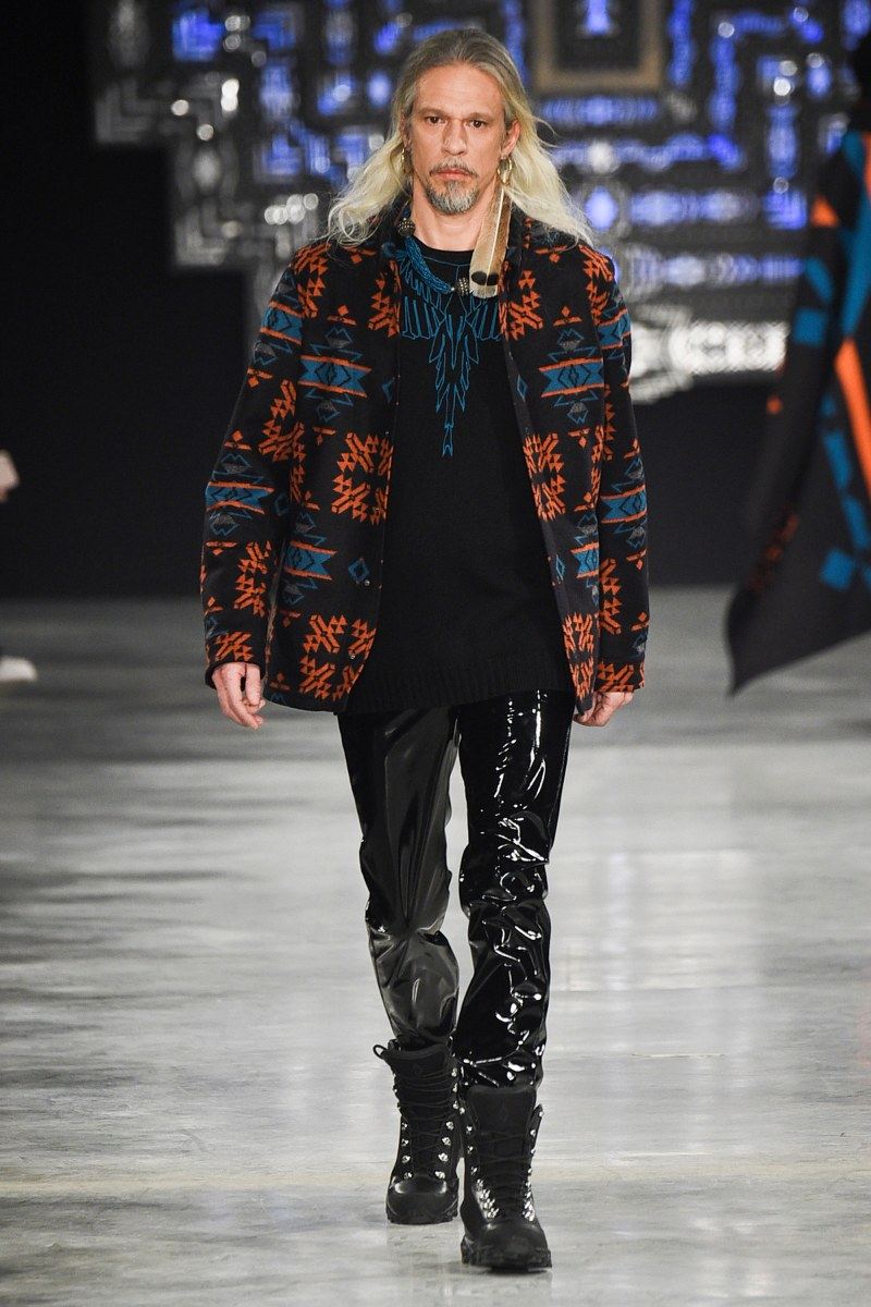 Marcelo Burlon County of Milan Menswear FW 2016 Milan (40)