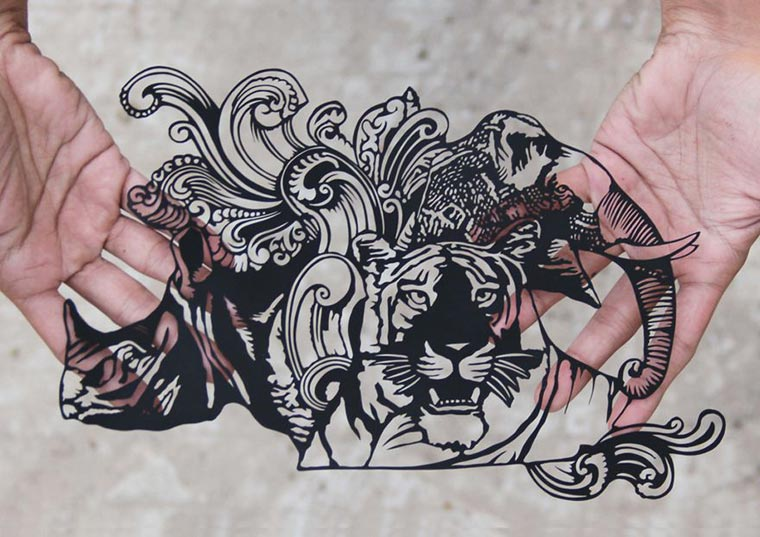 Papercut by Parth Kothekar (8)