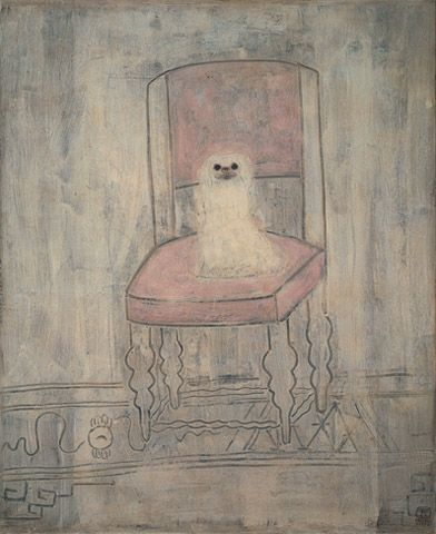 Pet Portrait Paintings by SANYU (1)
