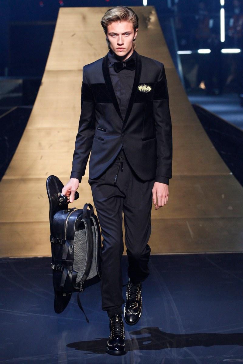 Philipp Plein Menswear FW 2016 Milan (3)