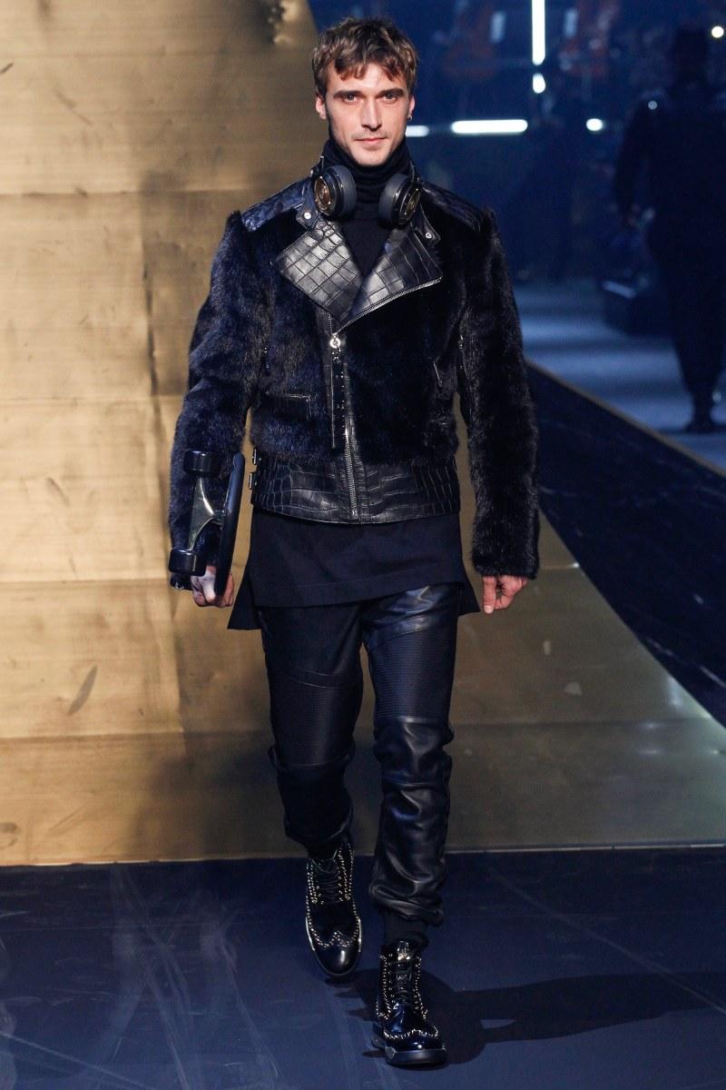 Philipp Plein Menswear FW 2016 Milan (4)
