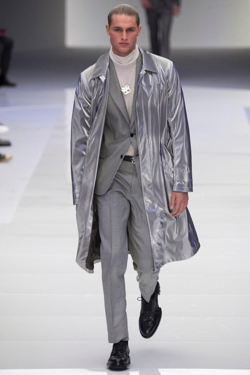 Versace Menswear FW 2016 Milan (1)