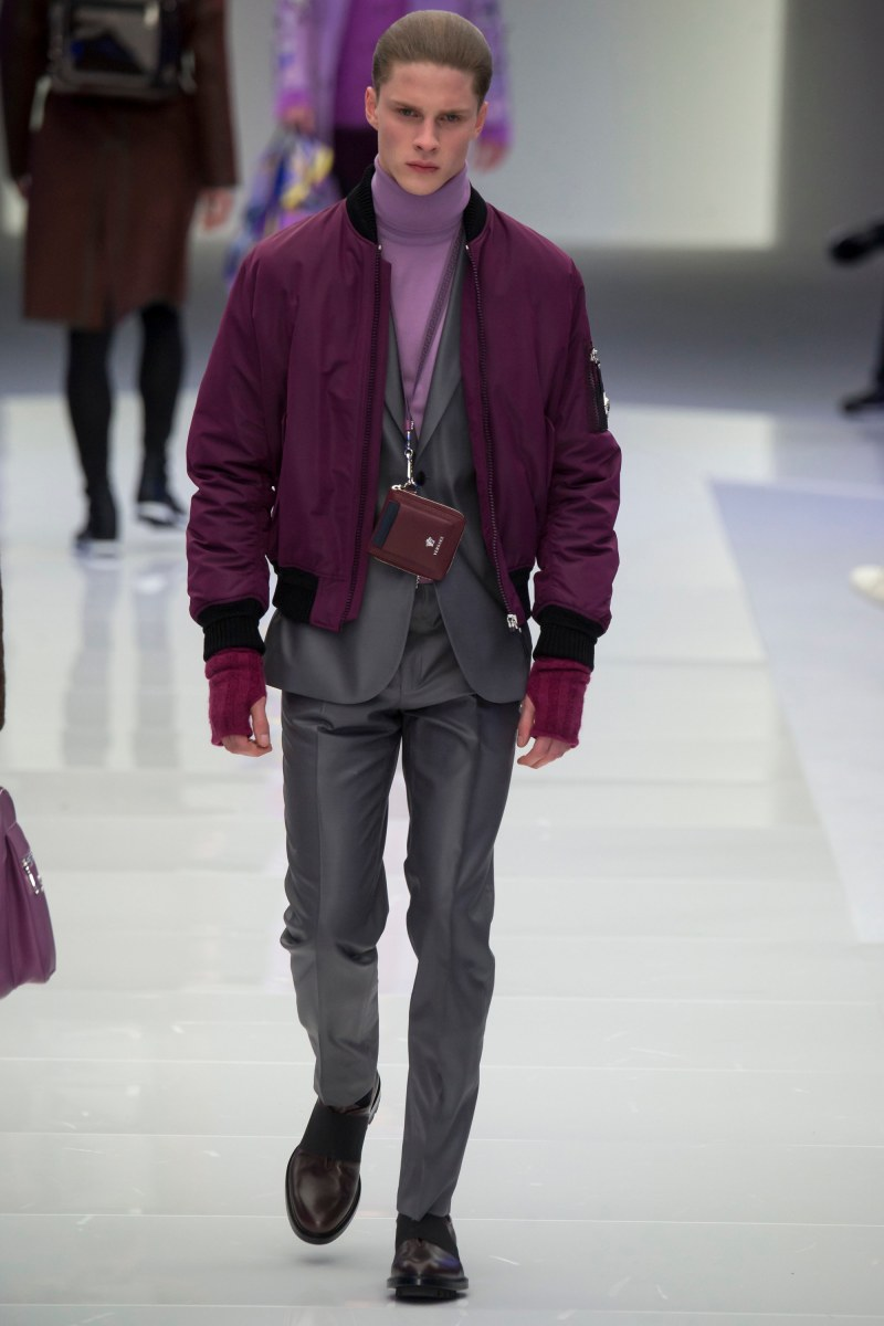 Versace Menswear FW 2016 Milan (46)
