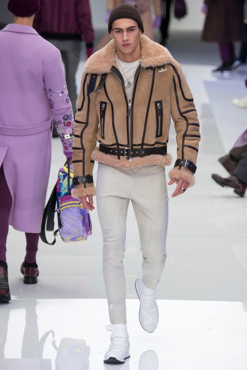 Versace Menswear FW 2016 Milan (51)
