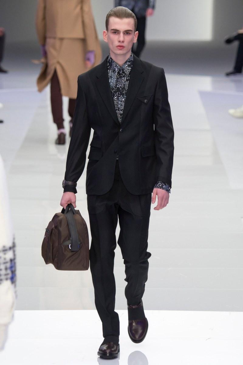 Versace Menswear FW 2016 Milan (57)