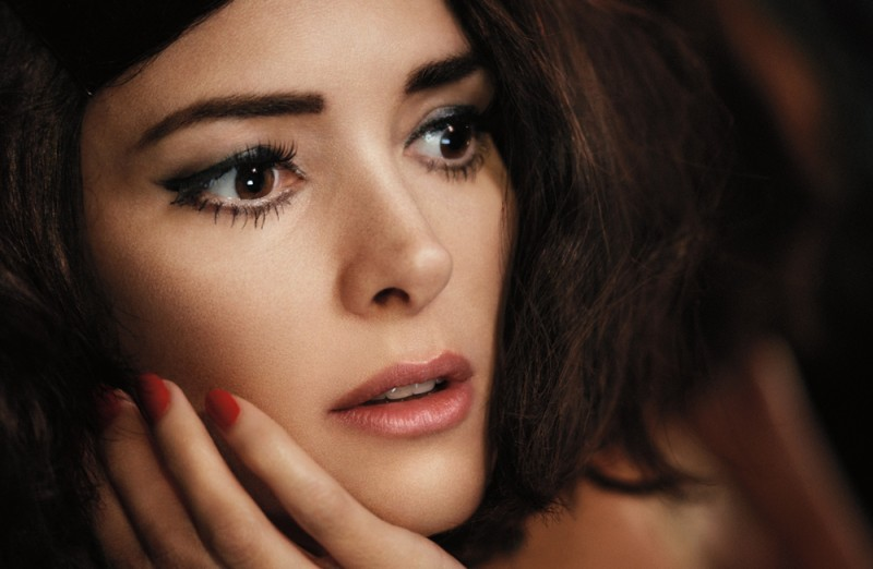 Winona Ryder for Marc Jacobs Beauty SS 2016 Campaign (4)