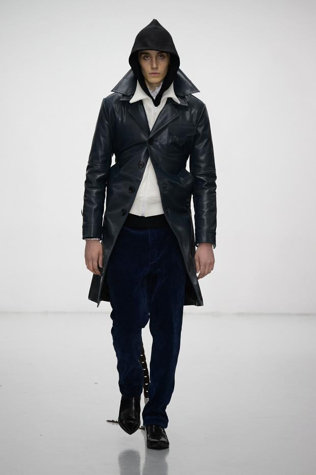 Xander Zhou Menswear FW 2016 London (11)
