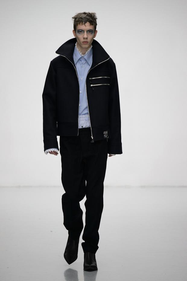 Xander Zhou Menswear FW 2016 London (23)