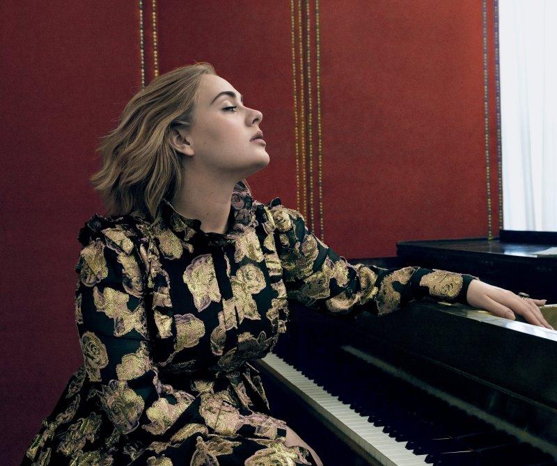 Adele by Annie Leibovitz (2)