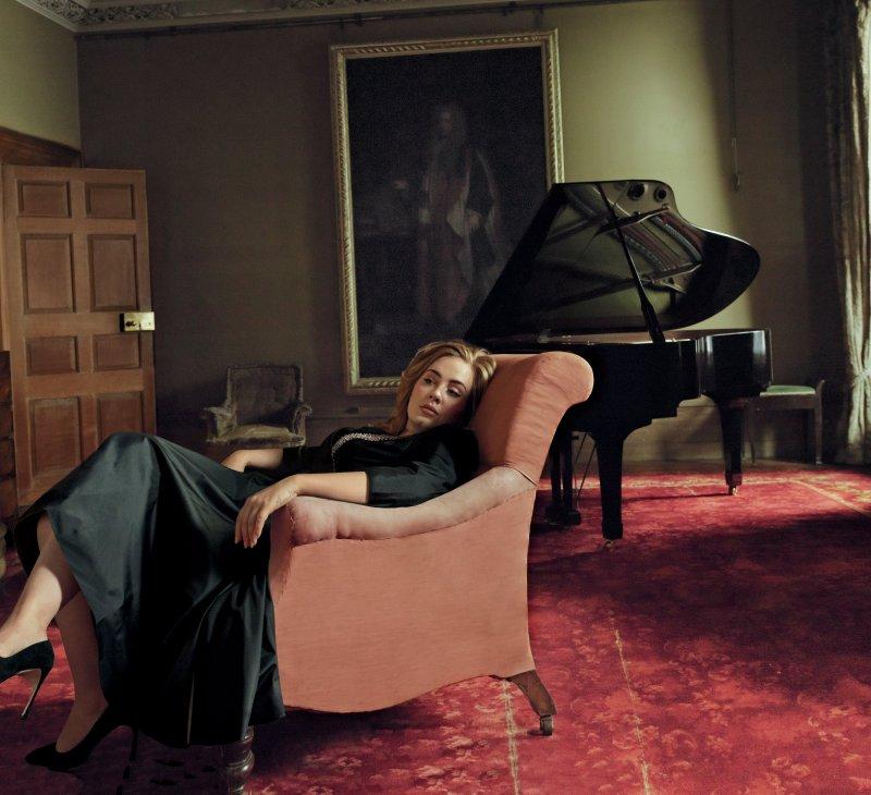 Adele by Annie Leibovitz (3)