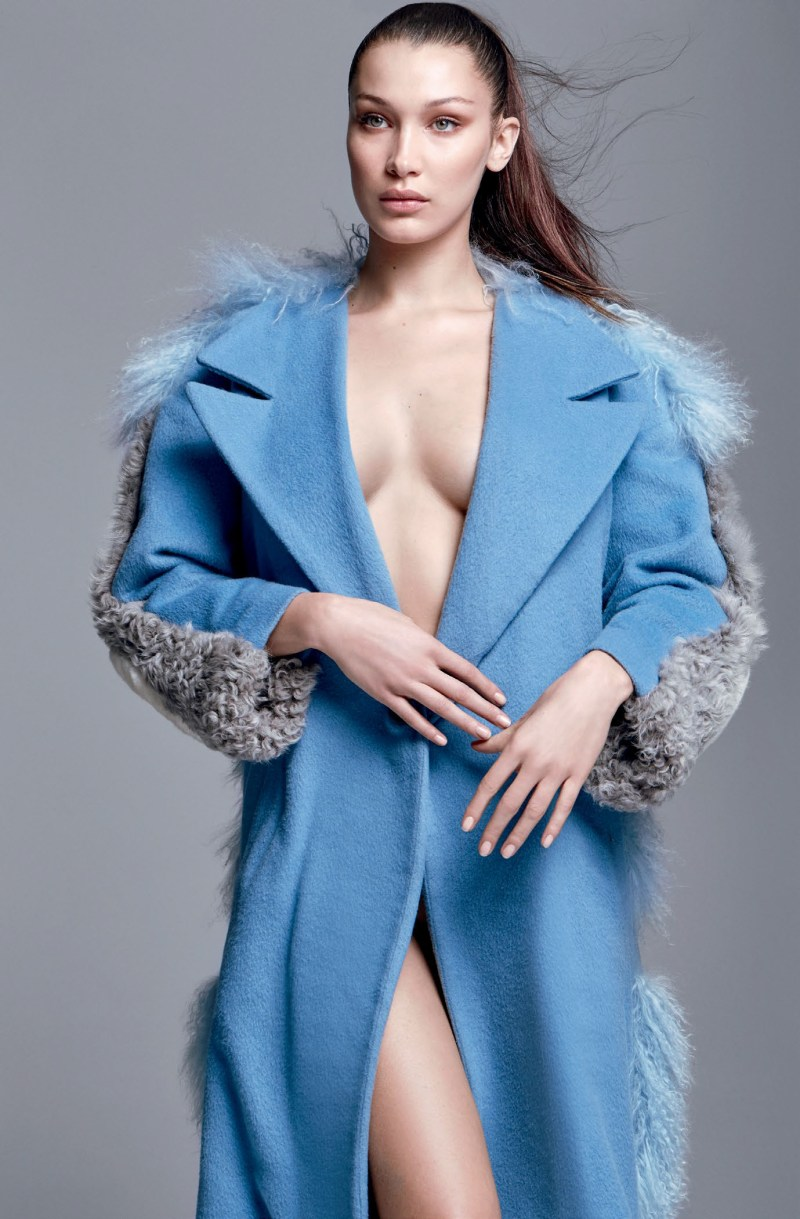 Bella Hadid by Max Abadian (3)