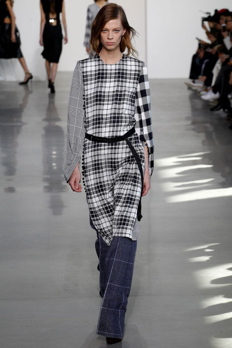 Calvin Klein Collection Ready to Wear FW 2016 NYFW (13)