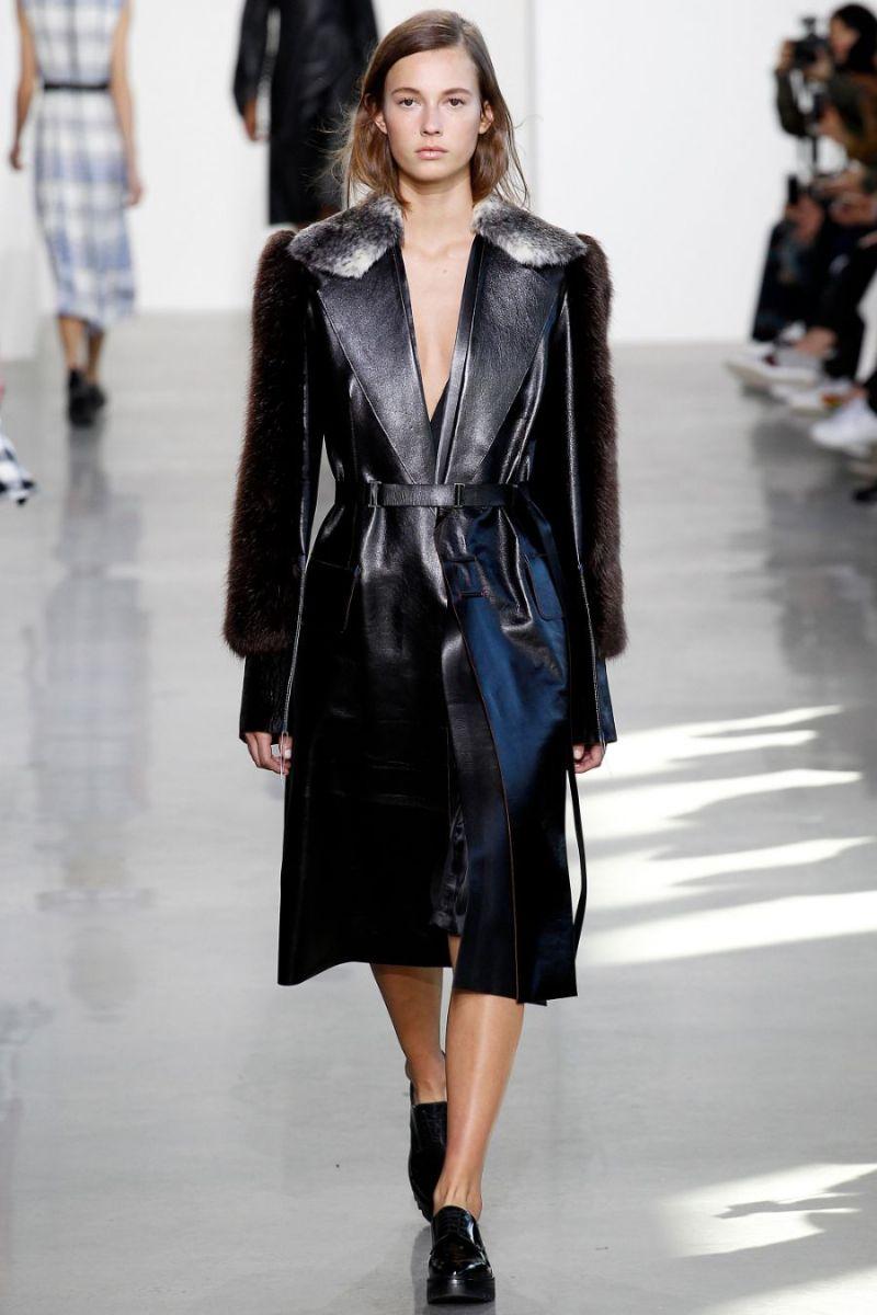 Calvin Klein Collection Ready to Wear FW 2016 NYFW (18)