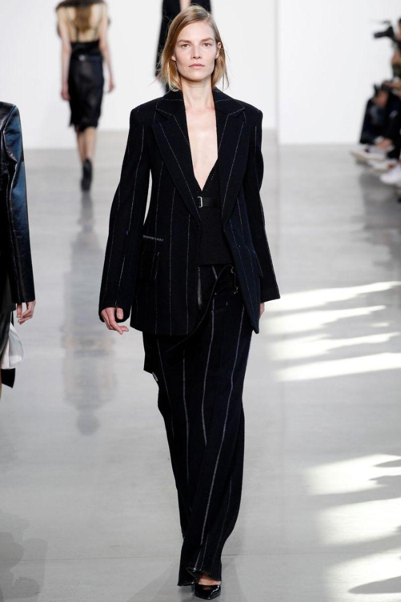 Calvin Klein Collection Ready to Wear FW 2016 NYFW (22)
