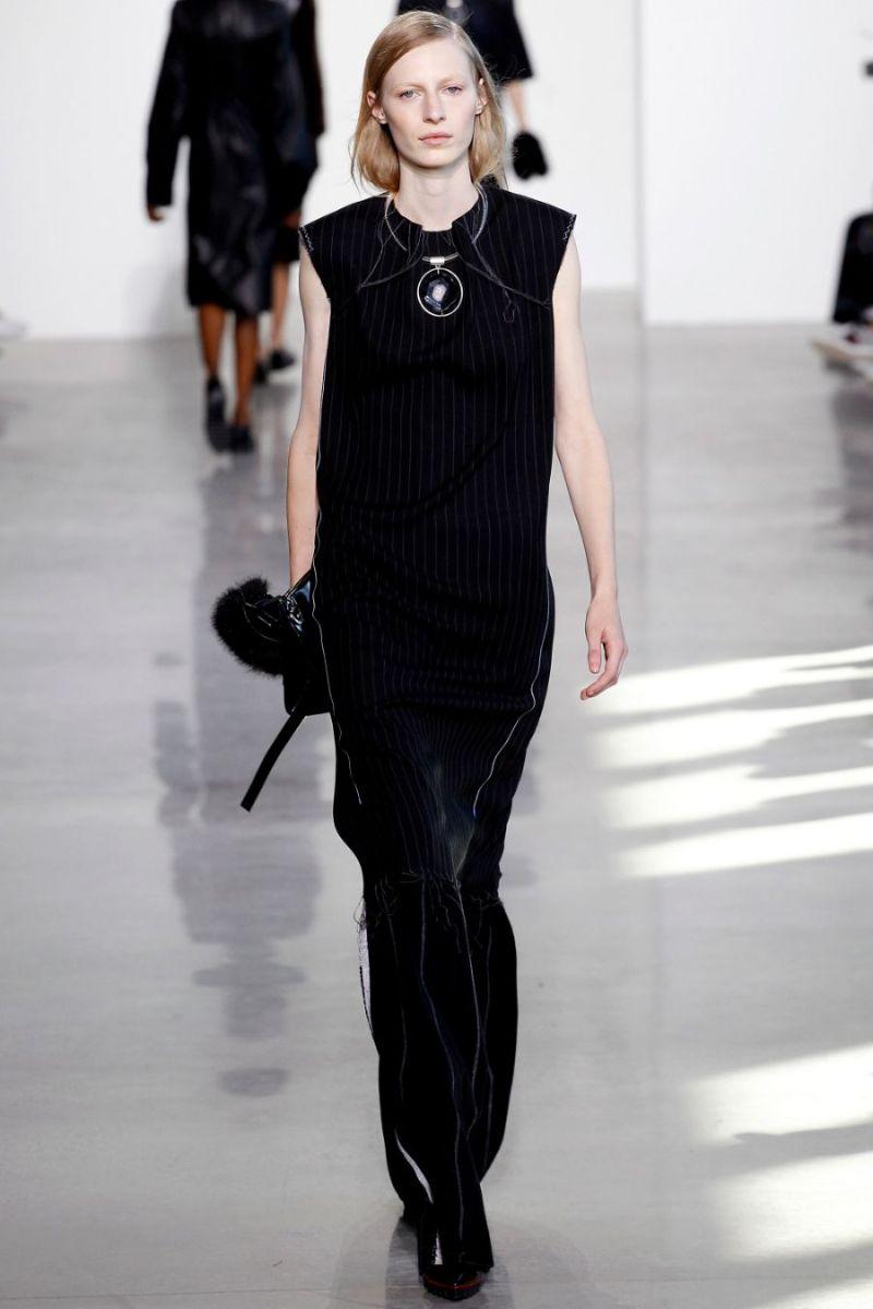 Calvin Klein Collection Ready to Wear FW 2016 NYFW (24)