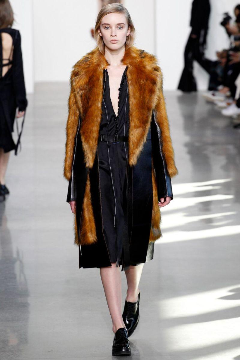 Calvin Klein Collection Ready to Wear FW 2016 NYFW (26)