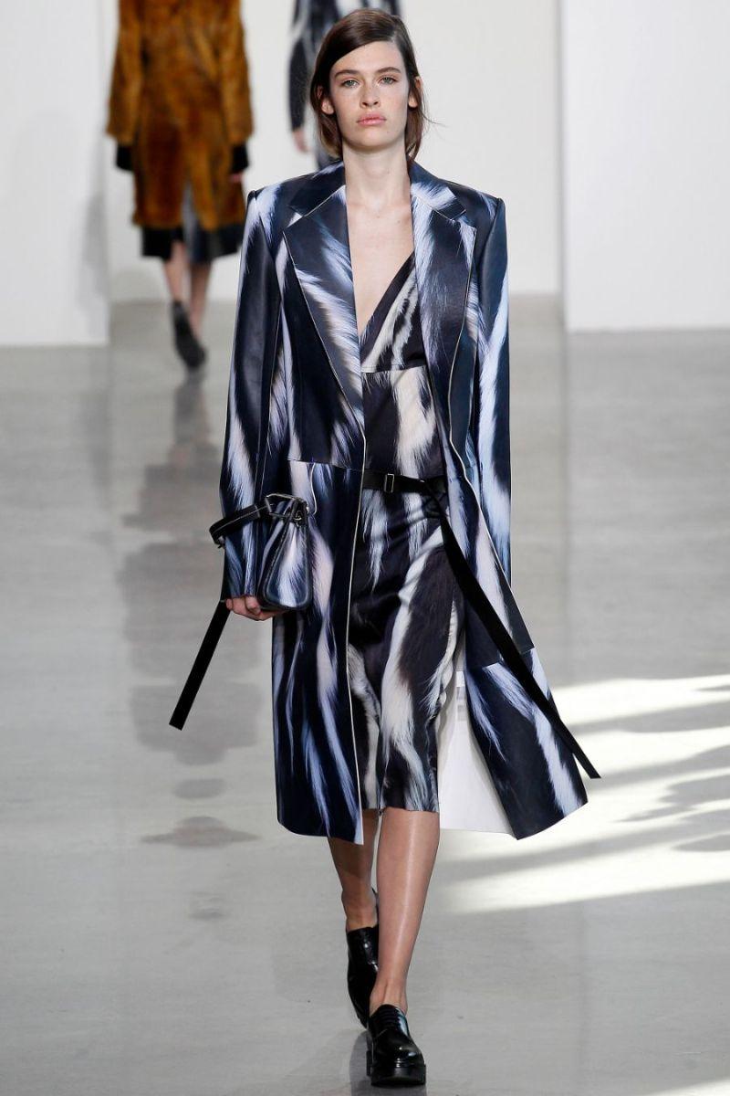 Calvin Klein Collection Ready to Wear FW 2016 NYFW (32)
