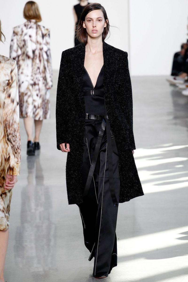 Calvin Klein Collection Ready to Wear FW 2016 NYFW (36)