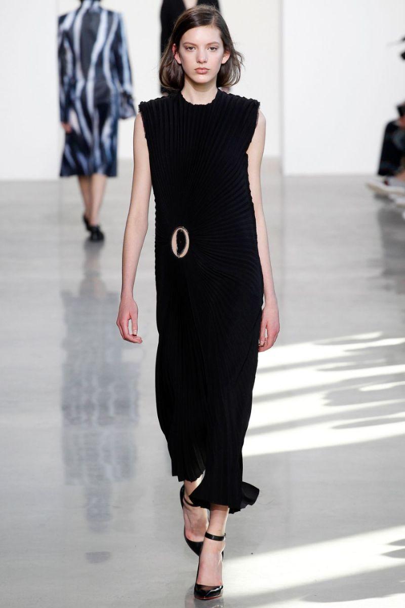 Calvin Klein Collection Ready to Wear FW 2016 NYFW (38)