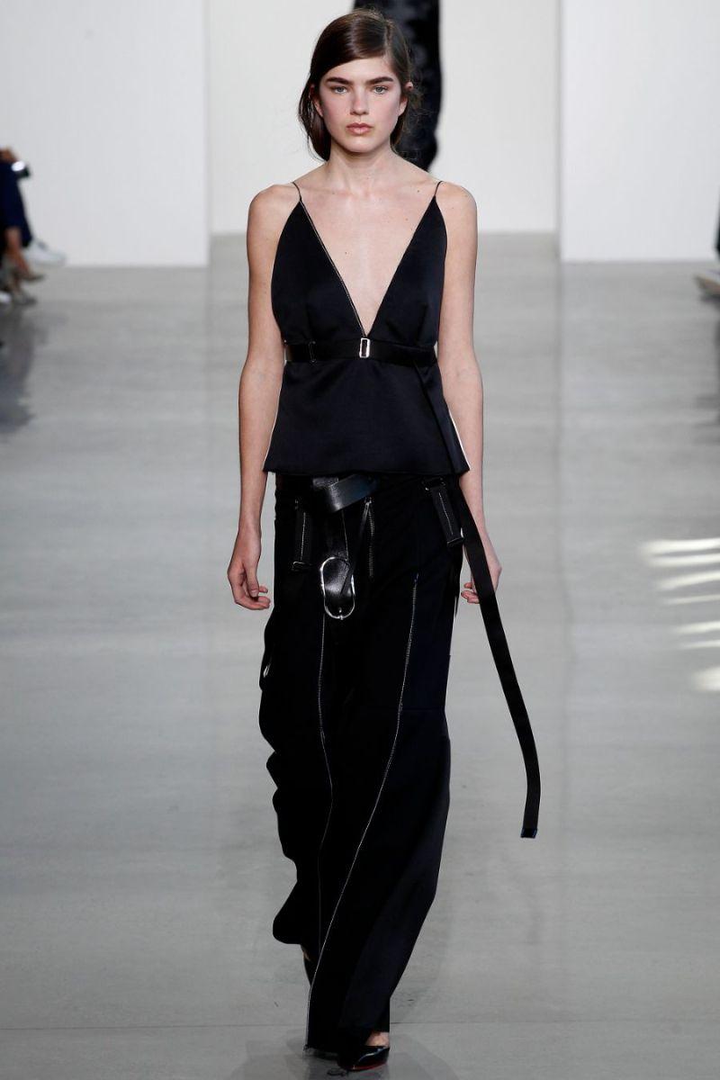 Calvin Klein Collection Ready to Wear FW 2016 NYFW (4)