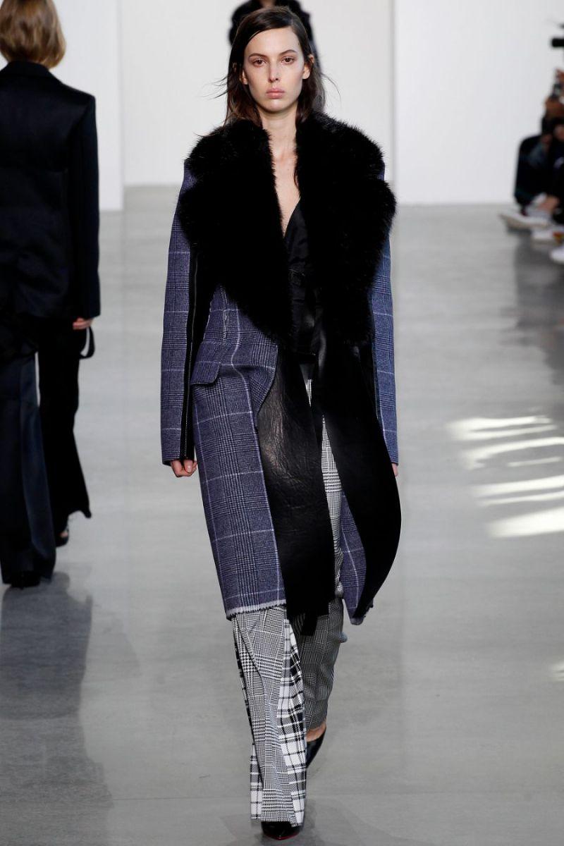 Calvin Klein Collection Ready to Wear FW 2016 NYFW (7)