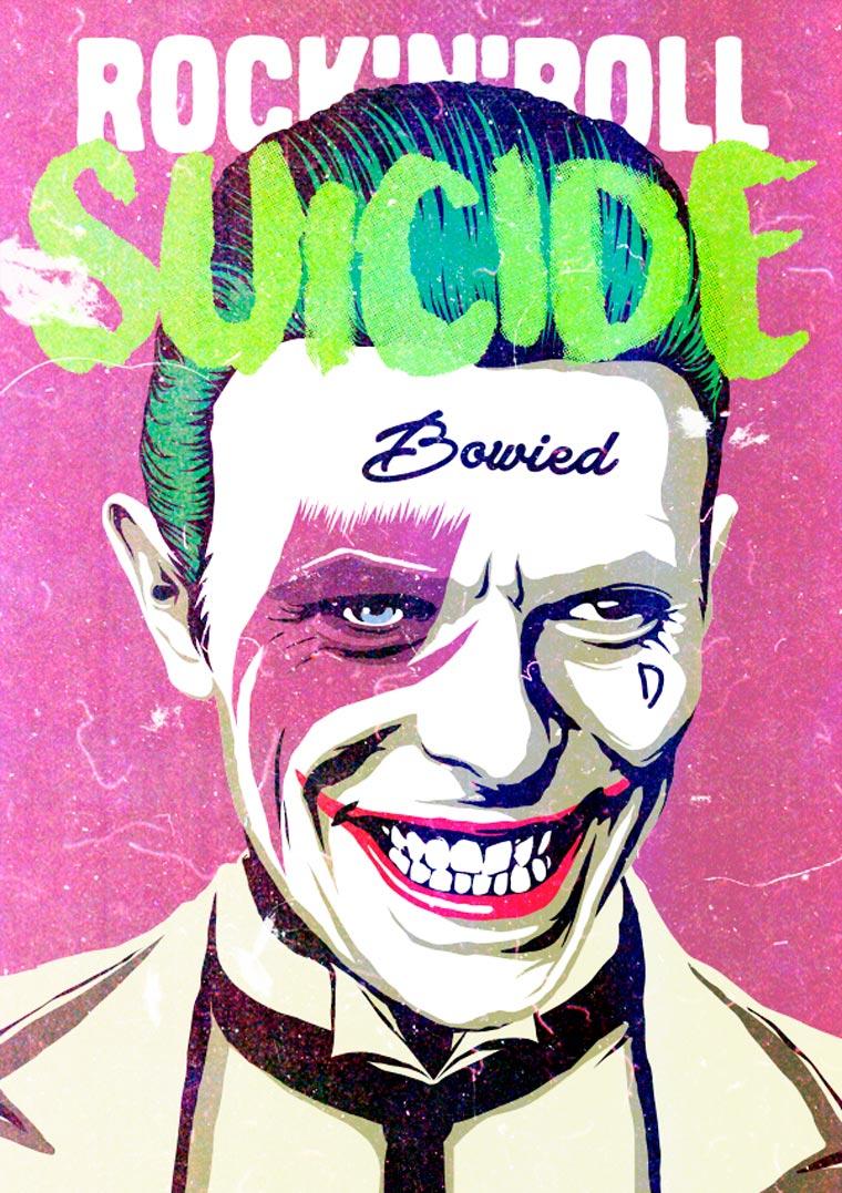 David Bowie VS. Pop Culture by Butcher Billy (4)