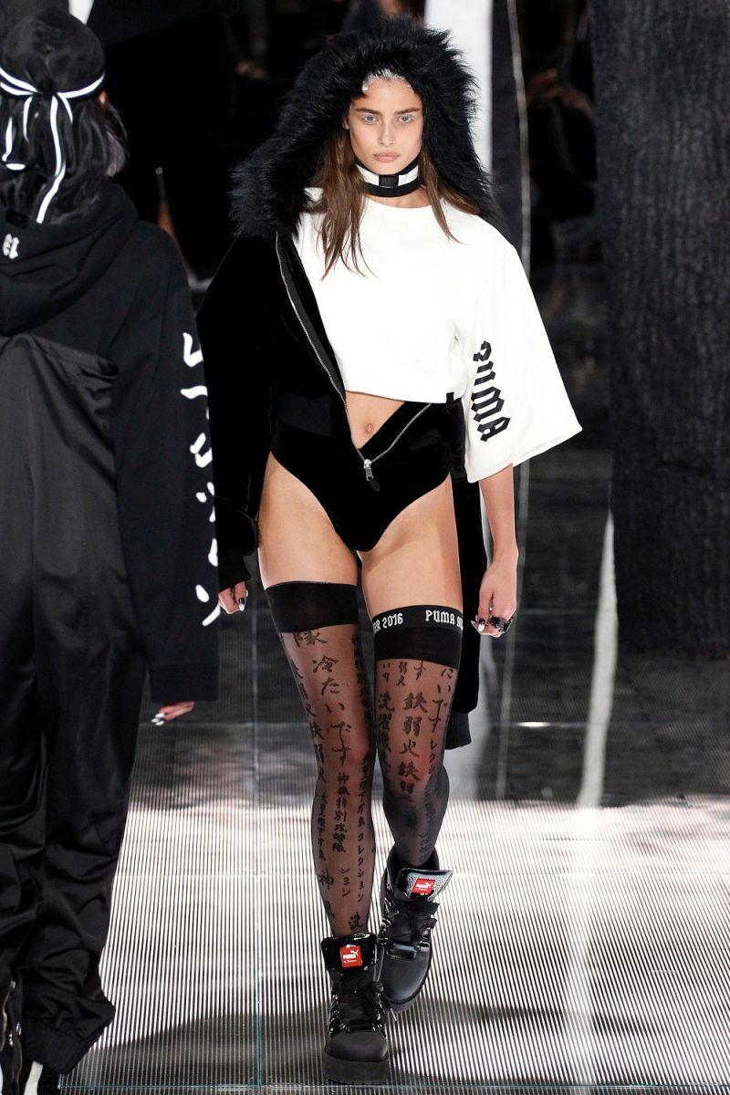 Fenty Rihanna x Puma Ready to Wear FW 2016 NYFW (14)