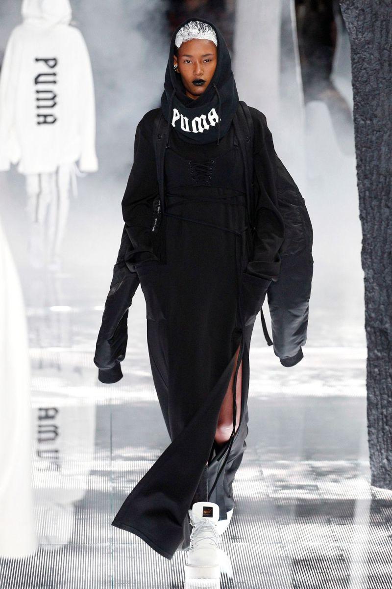 Fenty Rihanna x Puma Ready to Wear FW 2016 NYFW (28)