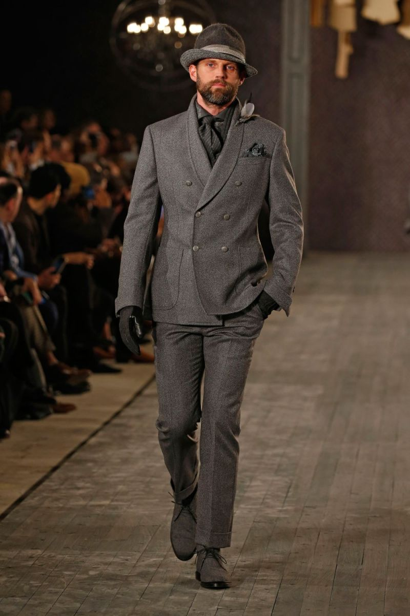 Joseph Abboud Menswear FW 2016 New York (10)