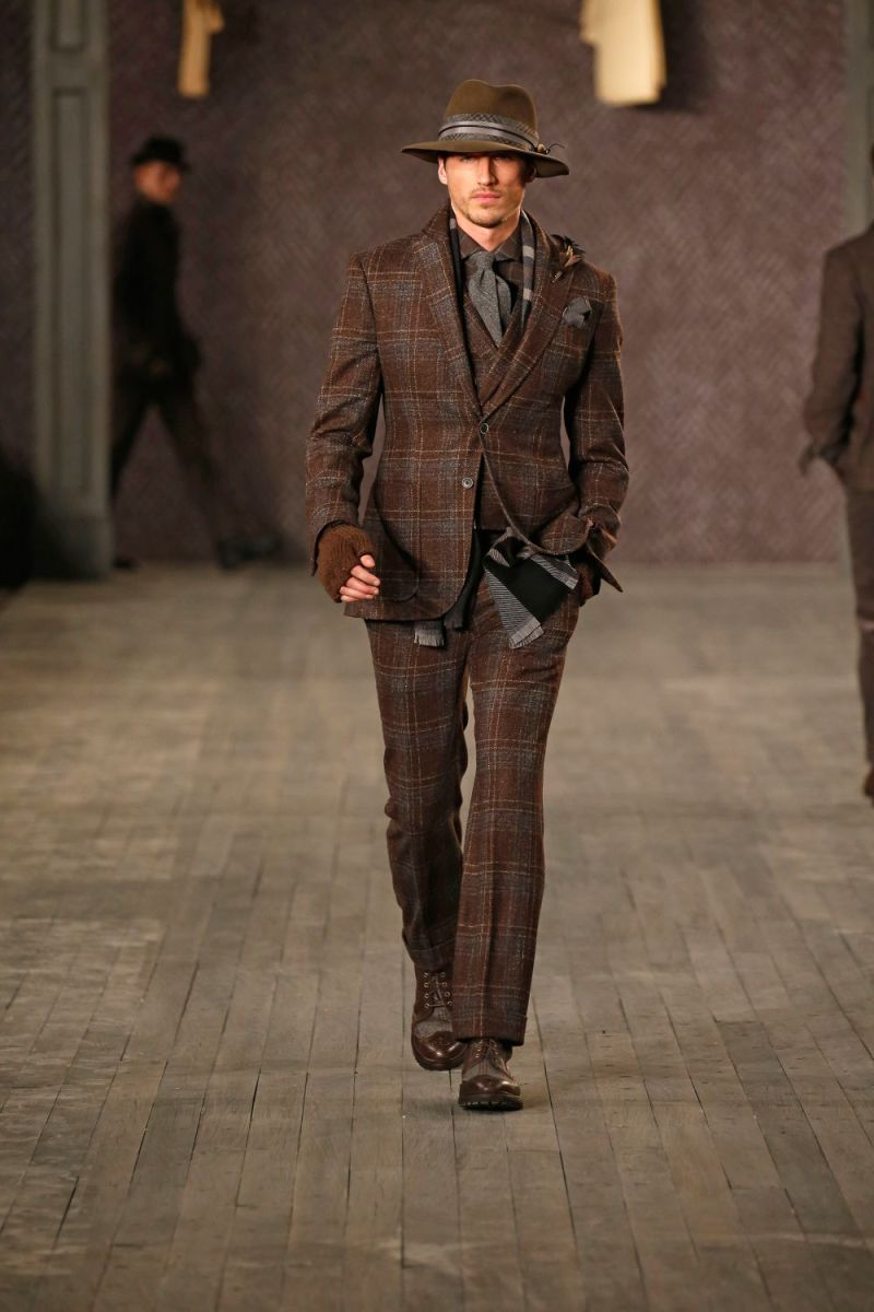 Joseph Abboud Menswear FW 2016 New York (17)