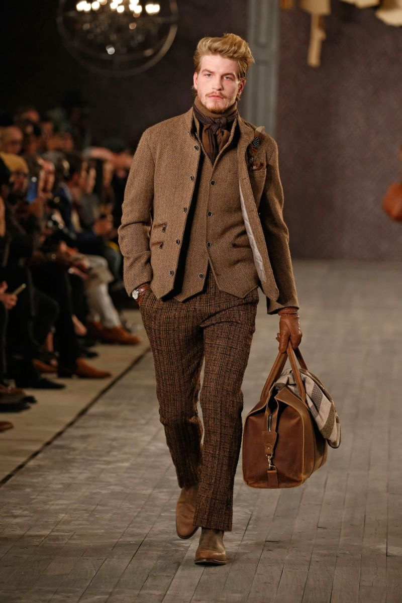 Joseph Abboud Menswear FW 2016 New York (26)