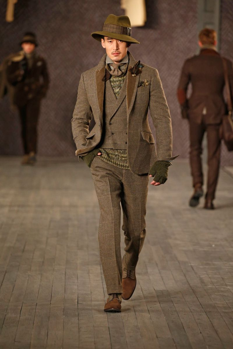 Joseph Abboud Menswear FW 2016 New York (35)