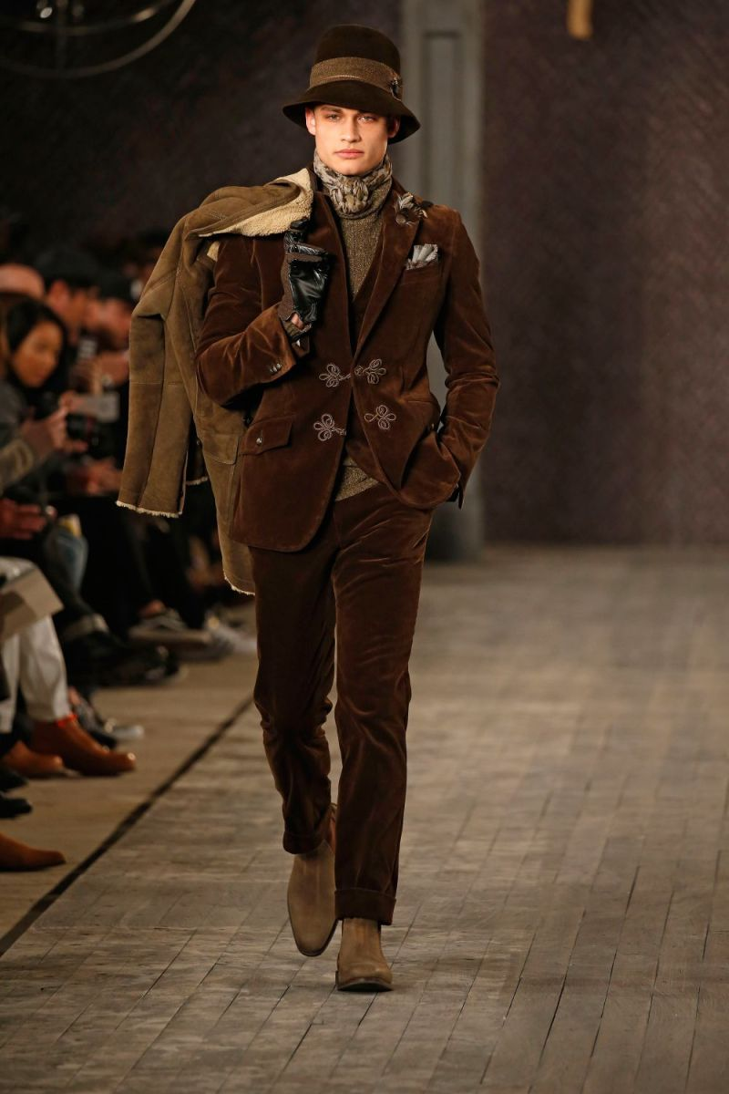 Joseph Abboud Menswear FW 2016 New York (36)