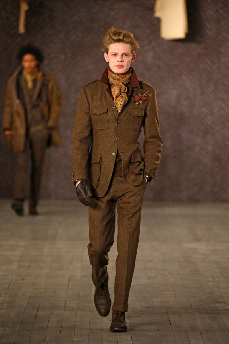 Joseph Abboud Menswear FW 2016 New York (39)
