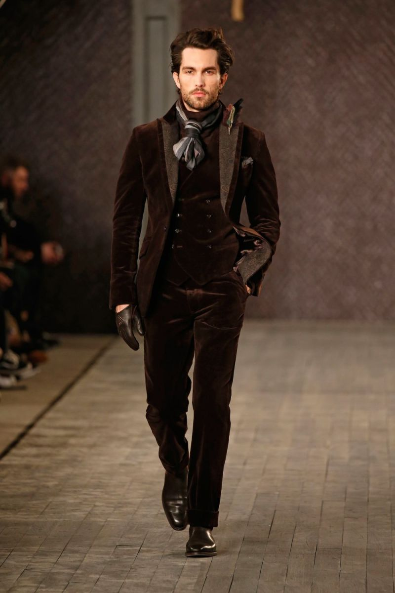 Joseph Abboud Menswear FW 2016 New York (49)