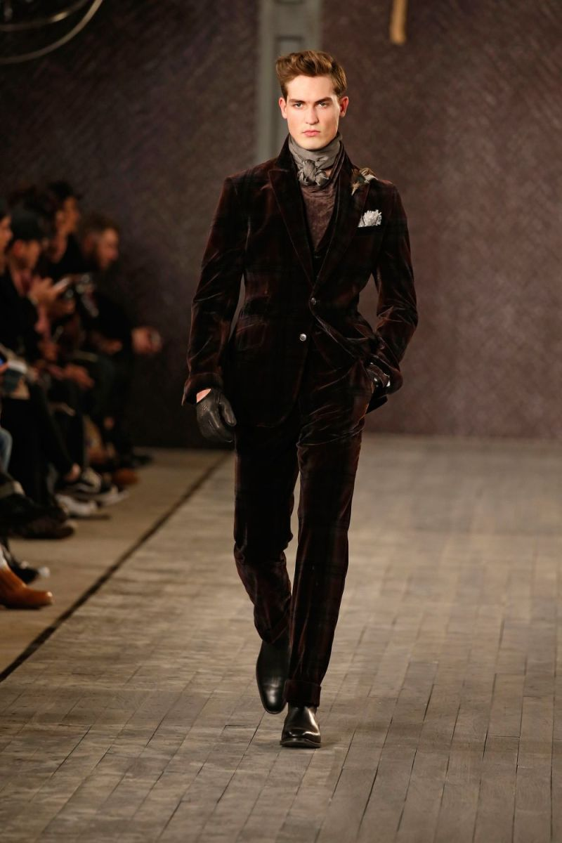 Joseph Abboud Menswear FW 2016 New York (50)