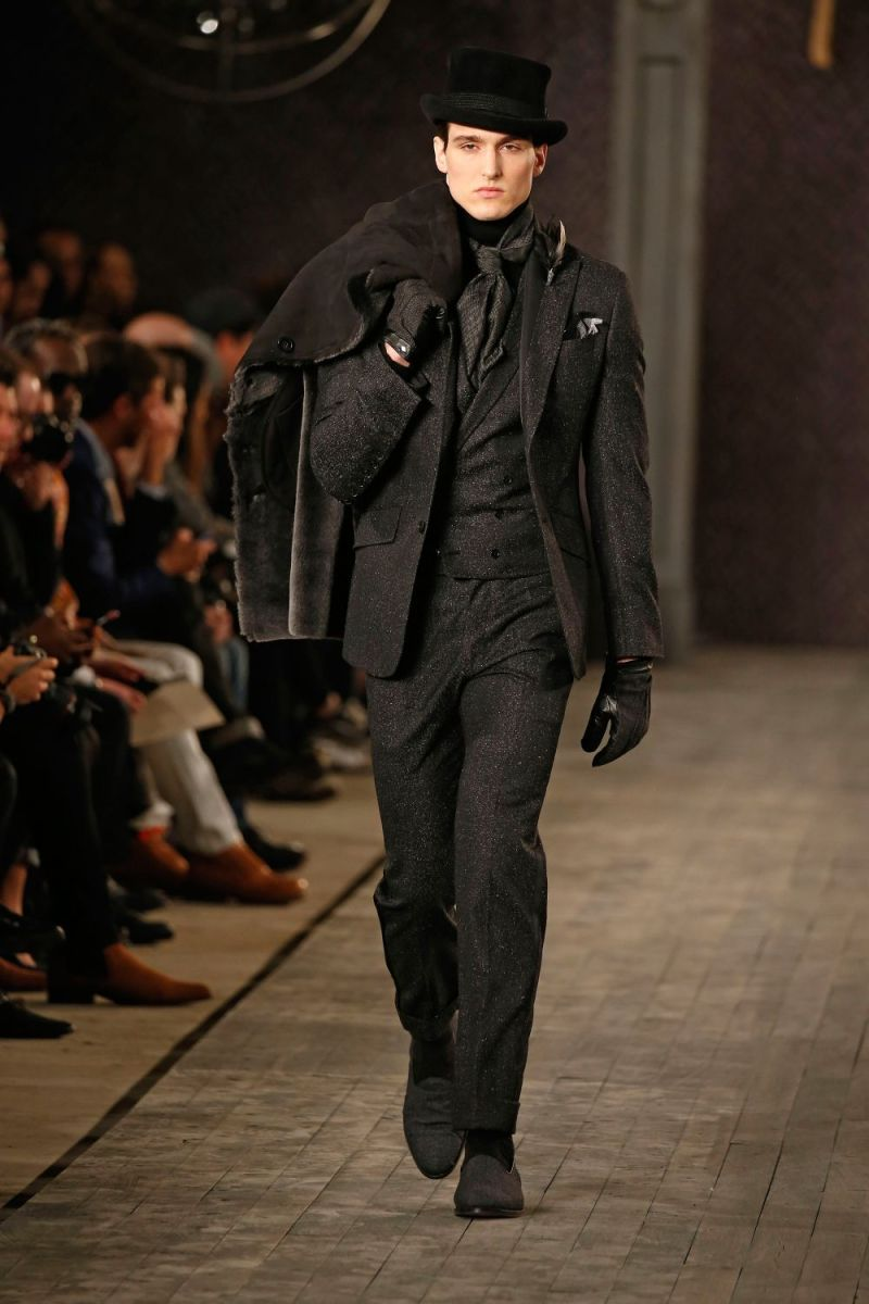 Joseph Abboud Menswear FW 2016 New York (57)