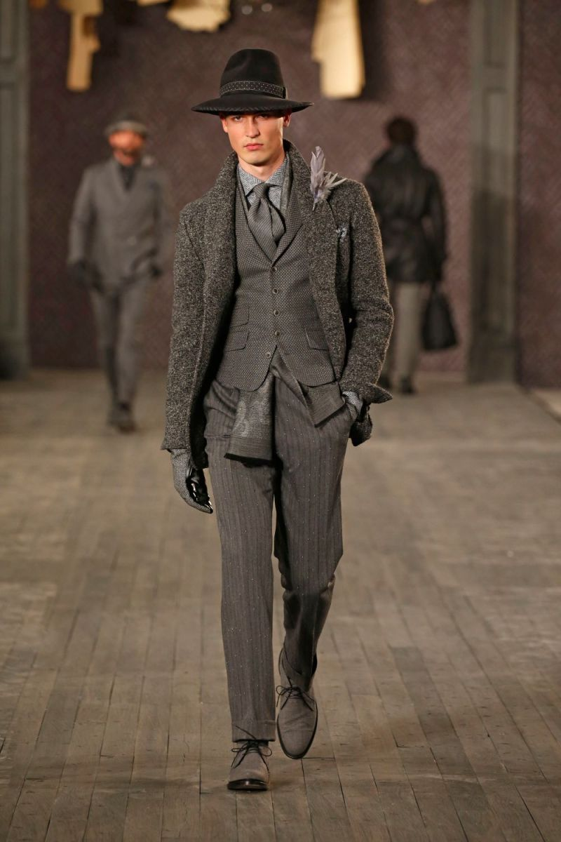 Joseph Abboud Menswear FW 2016 New York (9)